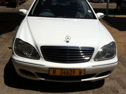 Used Mercedes-Benz S350 for sale in Windhoek