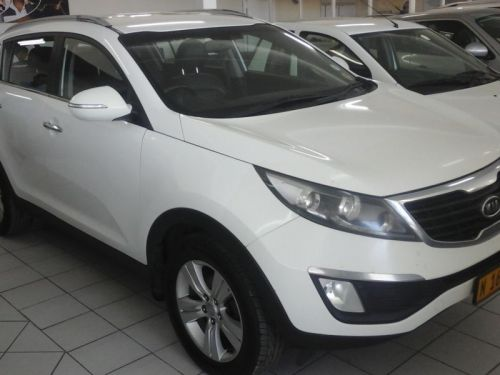 Used Kia Sportage for sale in Walvis Bay