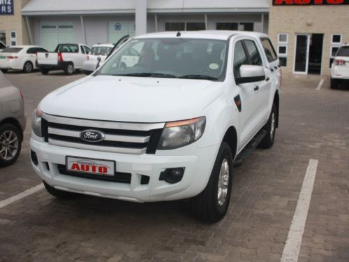 Used Ford Ranger 2200 XLS 4x4 Double Cab for sale in Swakopmund