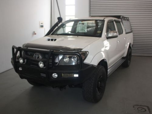 Used Toyota Hi Lux D4D 4X4 D/C for sale in Swakopmund