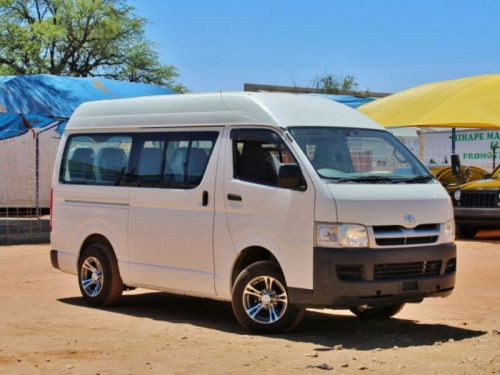 Used Toyota Quantum for sale in Windhoek