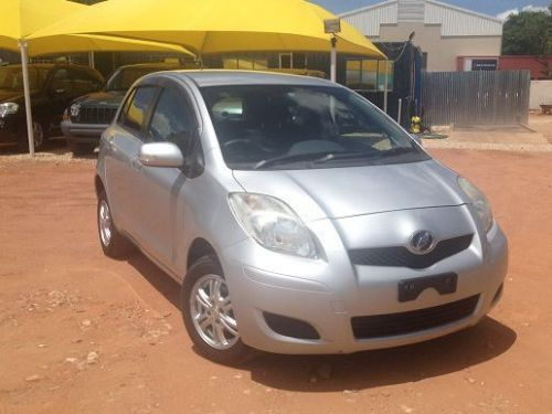 Used Toyota vitz 1.3 for sale in Windhoek