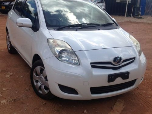 Used Toyota vitz 1.5 VVTI for sale in Windhoek