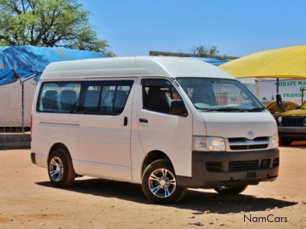 Used Toyota Quantum 2.0L for sale in Windhoek