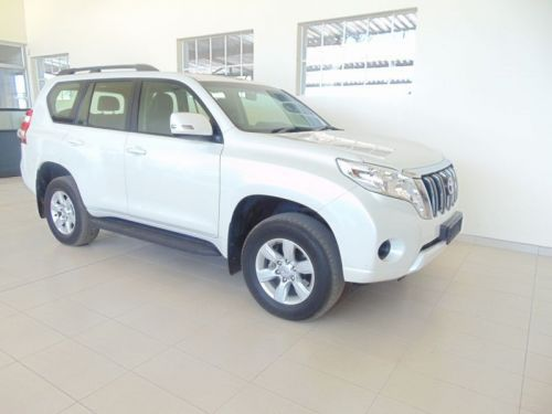 Used Toyota PRADO 3.0D-4D TX 5AT 4X4 for sale in Otjiwarongo