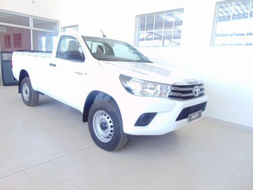 New Toyota HILUX SC 2.4GD-6 4X4 SR for sale in Otjiwarongo