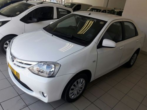Used Toyota Etios 1.5XS Sedan for sale in Walvis Bay