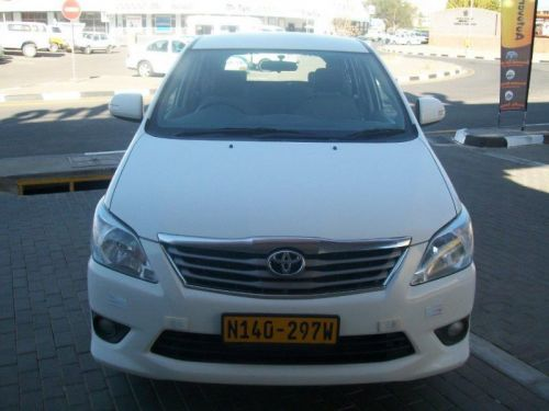 Used Toyota innova for sale in Windhoek
