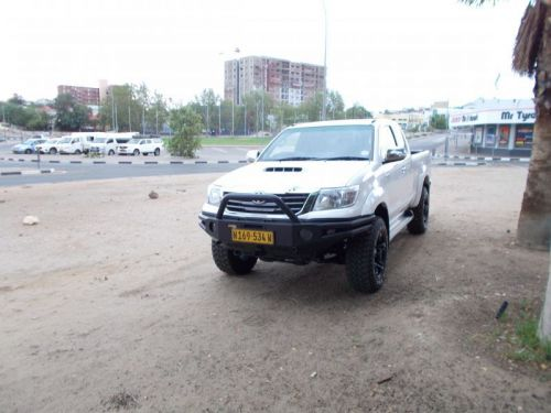 Used Toyota Hilux 3.0 D4D for sale in Windhoek