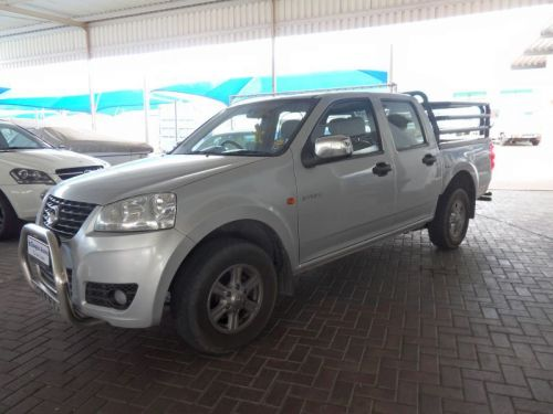 Used GWM Steed 5 2.2 MPI D/Cab for sale in Windhoek