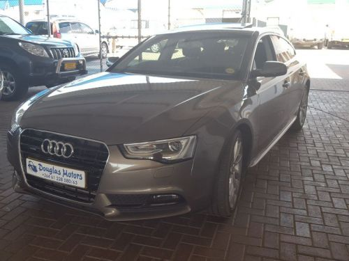 Used Audi A5 Sportback 3.0TDi Quattro STronic for sale in Windhoek
