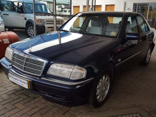 Used Mercedes-Benz C200 A/T for sale in Windhoek