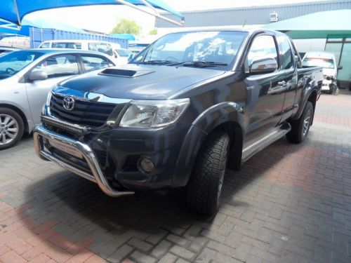 Used Toyota Hilux 3.0 D4D R/B Xtra cab for sale in Windhoek