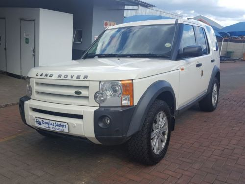 Used Land Rover Discovery 3 TDV6 HSE for sale in Windhoek