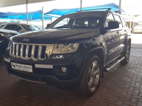Used Jeep Grand Cherokee 5.7 V8 Overland for sale in Windhoek