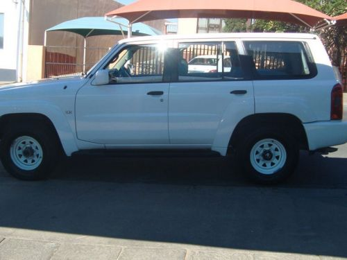 Used Nissan Patrol  4.8  Twin  Cam  4x4   24  VALVE for sale in Windhoek