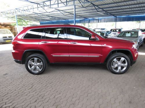 Used Jeep GRAND CHEROKEE 30 CRD OVERLAND for sale in Windhoek