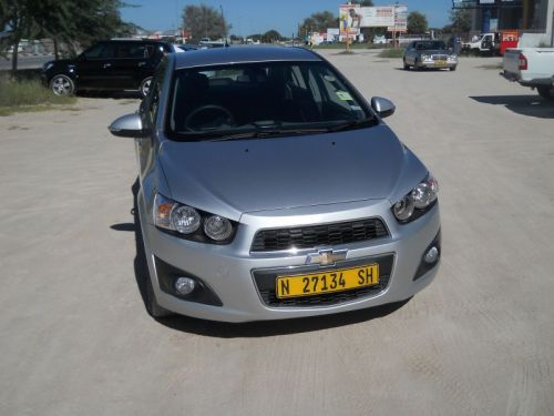 Used Chevrolet sonic 1.6LS for sale in Oshakati