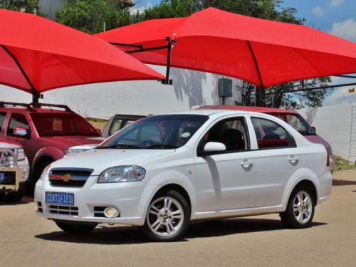 Used Chevrolet Aveo LS for sale in Windhoek