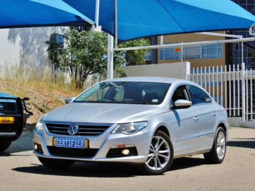 Used Volkswagen cc TDI BlueMotion in Namibia