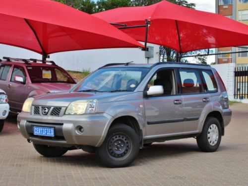 Used Nissan X-Trail for sale in Windhoek