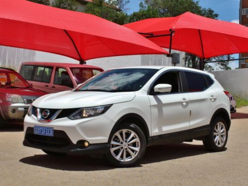 Used Nissan Qashqai Acenta in Namibia
