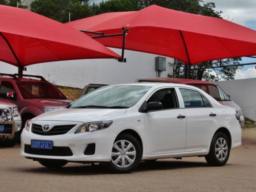 Used Toyota Corolla Quest in Namibia
