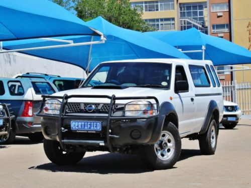 Used Nissan NP 300 TDI in Namibia