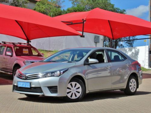 Used Toyota Corolla D-4D Esteem in Namibia