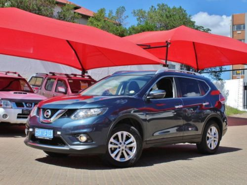 Used Nissan X-Trail SE dci in Namibia