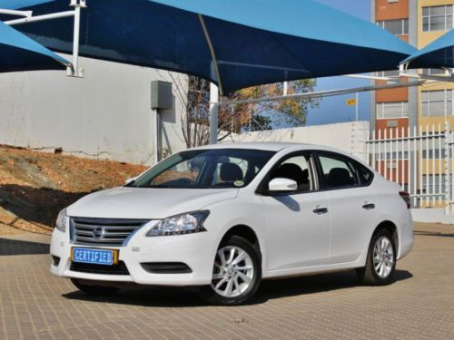 Used Nissan Sentra Acenta in Namibia