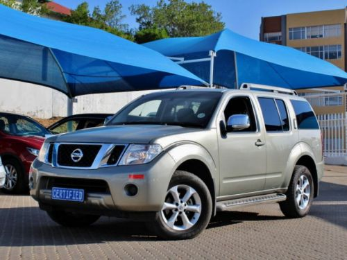 Used Nissan Pathfinder in Namibia