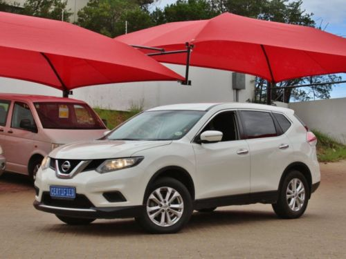 Used Nissan X-Trail XE in Namibia