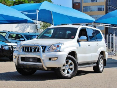 Used Toyota Land Cruiser Prado VX in Namibia