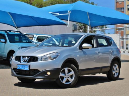 Used Nissan Qashqai dCi Acenta in Namibia