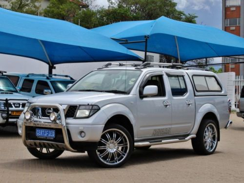 Used Nissan Navara DCi XE in Namibia