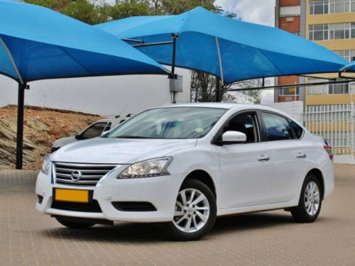 Used Nissan Sentra in Namibia