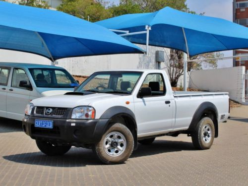 Used Nissan NP 300 DTI Hardbody for sale in Windhoek