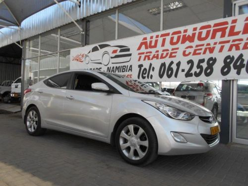 Used Hyundai Elantra 1.8 Gls Executive A/t for sale in Windhoek