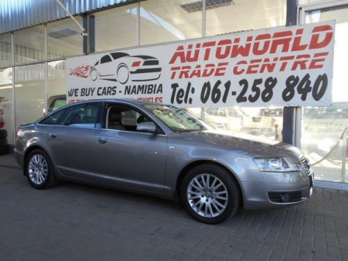 Used Audi A6 3.2 Fsi Quattro Tiptronic for sale in Windhoek