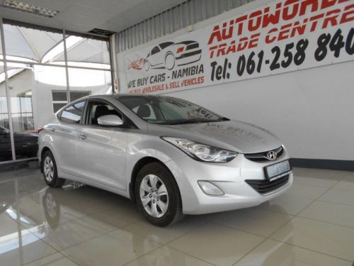 Used Hyundai Elantra 1.6 Gls/premium for sale in Windhoek