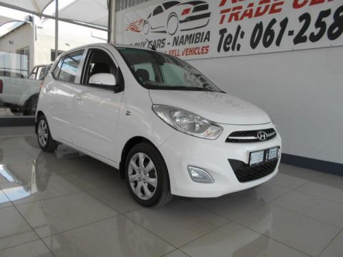 Used Hyundai i10 1.1 GL Motion for sale in Windhoek