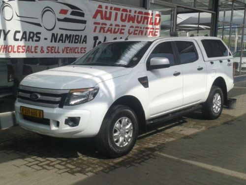 Used Ford Ranger 2.2 XLS  DC for sale in Windhoek