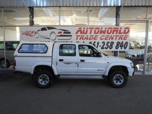 Used Toyota Hilux 2700i Raider R/b P/u D/c for sale in Windhoek
