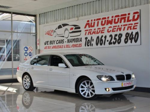 Used BMW 740 Li Limousine for sale in Windhoek