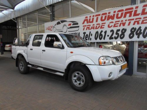 Used Nissan Hardbody 3.0 D DC 4x4 for sale in Windhoek