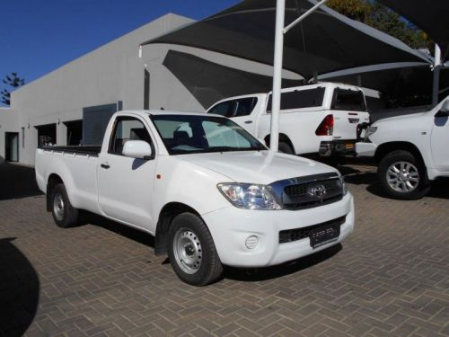Used Toyota HILUX 2.0 VVTI for sale in Windhoek