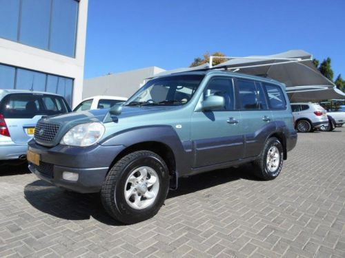 Used Hyundai Terracan 3.5 V6 A/t for sale in Windhoek