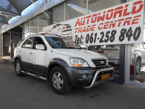 Used Kia Sorento 2.5 Crdi 4x4 A/t for sale in Windhoek