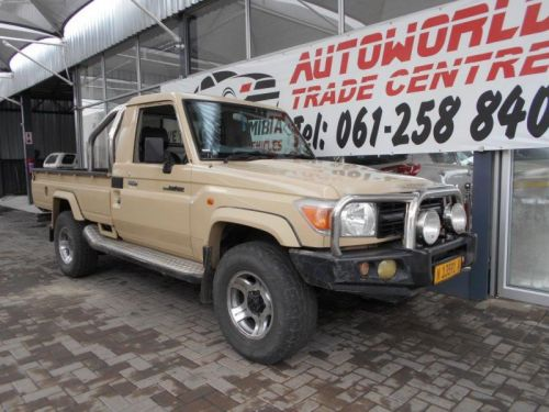 Used Toyota Landcruiser 79 4.0p P/u S/c for sale in Windhoek